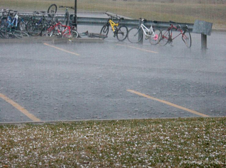 Hailstorm Downpour
