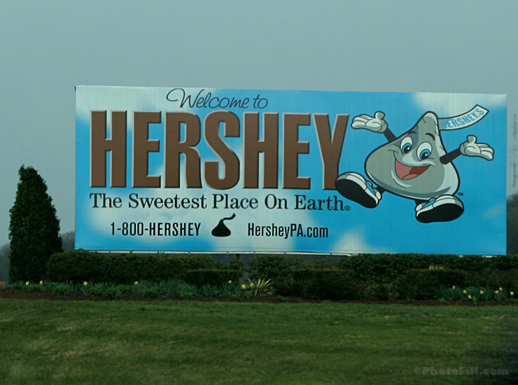 Hershey, Best Place On Earth