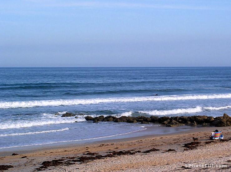 Sandy Beach, Anti Snow