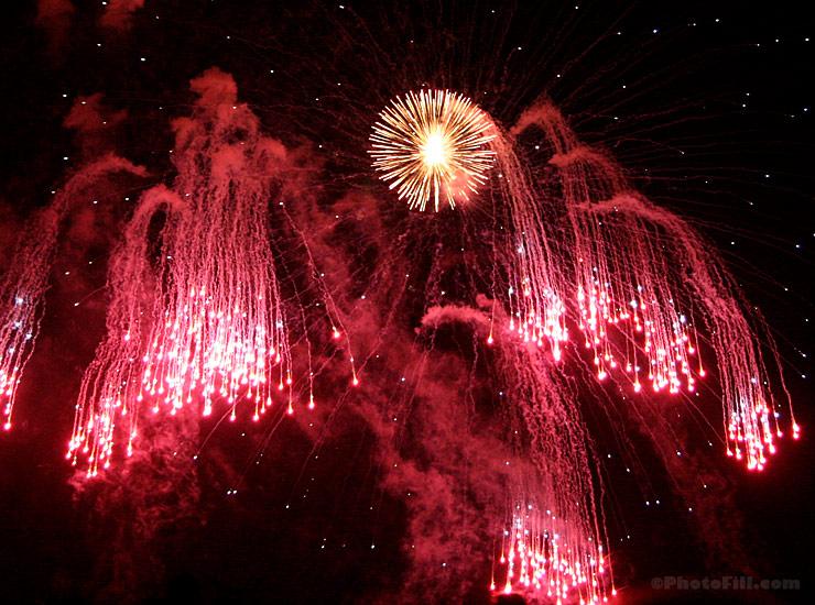 Chicago Fireworks 2007