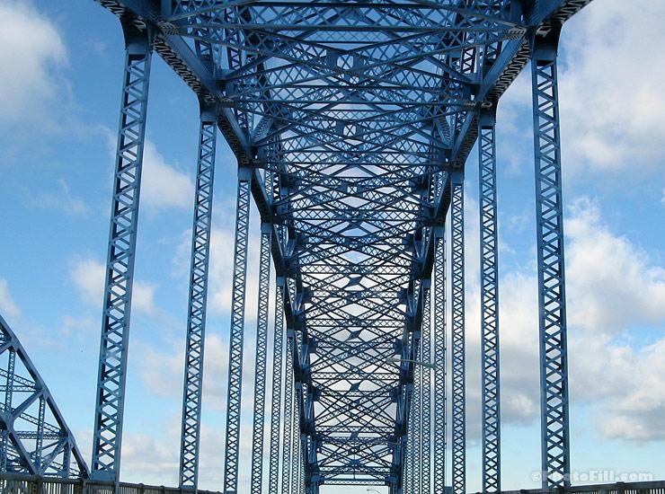 South Grand Island Bridge, New York