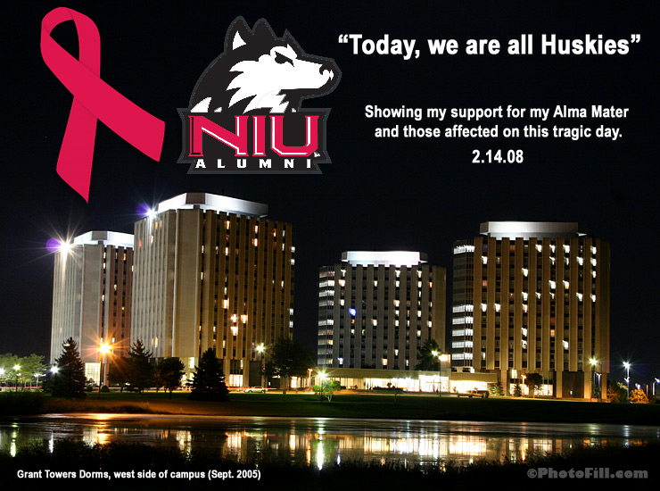 NIU Shooting, Stand Tall