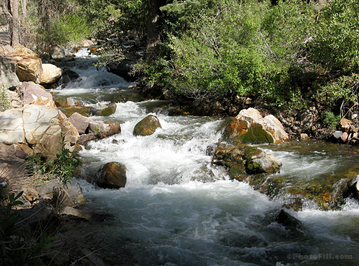 Mountain Stream, Salt Lake City, UT